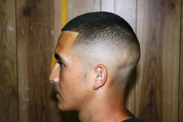 Hair Style Fade: CBJStyles
