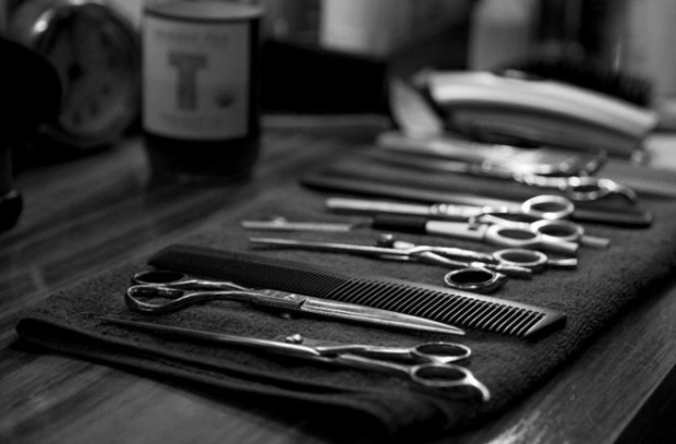 Tools of the Trade   Heritage Tonsorial