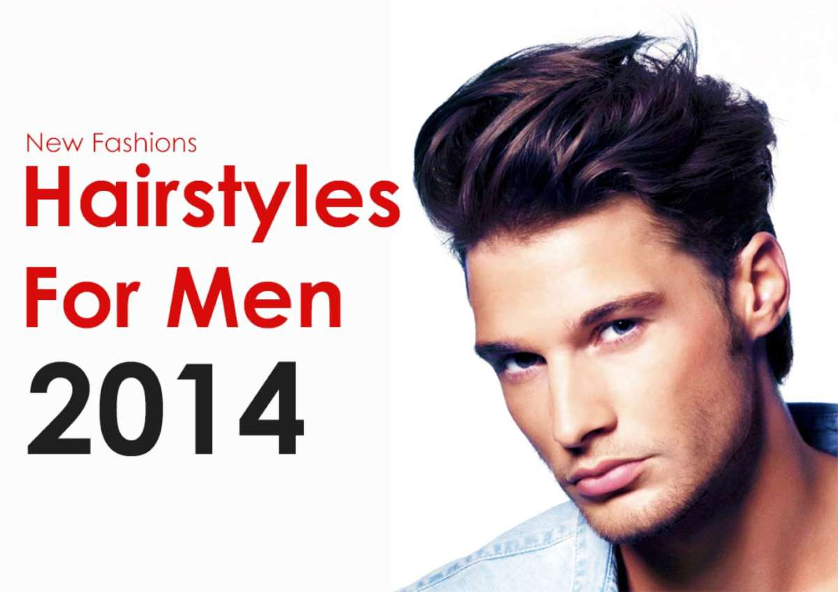 2014 Men Hair Trends